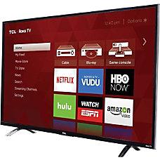 TCL 43 LED 1080p FHD TV