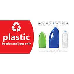 Recycle Across America Plastics Standardized Recycling