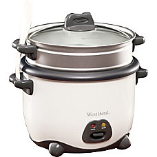 West Bend Cooker Steamer