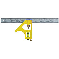 Stanley Tools EnglishMetric Combination Square 12