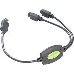 IOGear USB To PS2 Converter Cable