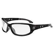 Skullerz Valkyrie Safety Glasses Medium Black