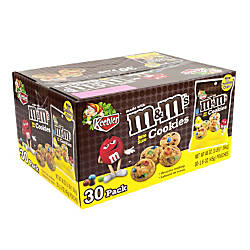 Keebler M M Cookie Packs 16