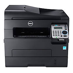 Dell™ B1265dfw Wireless Monochrome Laser All-In-One Printer, Copier, Scanner, Fax