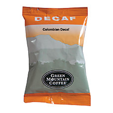 Green Mountain Colombian Decaf Coffee 22