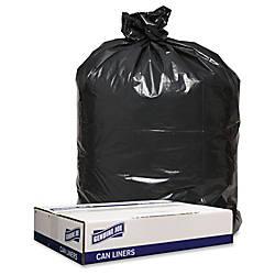 Genuine Joe 16 mil Trash Can