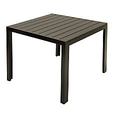 Cosco Resin Slat Dining Table 28