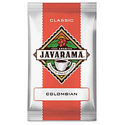 DS Services Javarama Colombian Coffee Packs