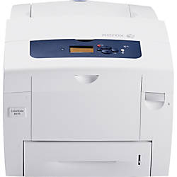 Xerox ColorQube 8570N Solid Ink Printer - Color - 2400 dpi Print - Plain Paper Print - Desktop