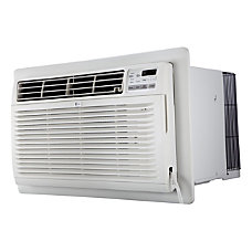 LG 12000 BTU 230v Through the