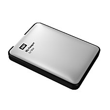 WD My Passport For Mac 2TB