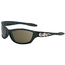 HD1000 SERIES SAFETY EYEWEAR BLK FRAME
