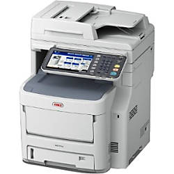 Oki MC780 LED Multifunction Printer - Color - Plain Paper Print - Desktop