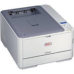 OKI® C531dn Color Laser Printer