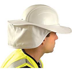 HARD HAT SHADE WHITE