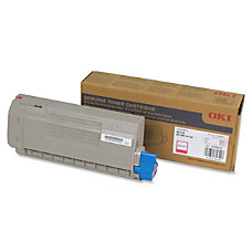 Oki Magenta Toner Cartridge 11500 Pages
