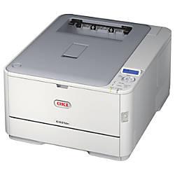 OKI® C331dn Color Laser Printer