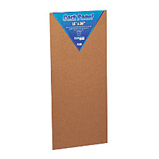 Flipside Cork Bulletin Board 16 x