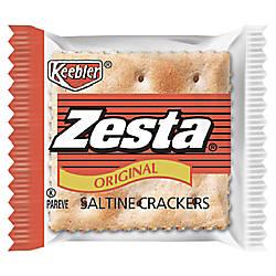 Keebler reg Zesta reg Saltine Cracker
