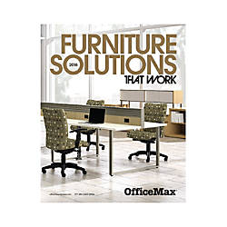 2016 OfficeMax BSD Furniture Catalog