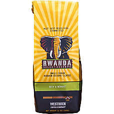 Westrock Rwanda Select Reserve Ground Coffee