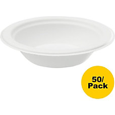 NatureHouse Bagasse Bowls 16 Oz Pack