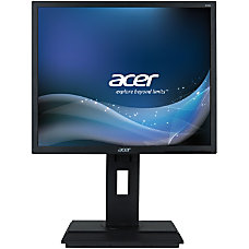 Acer B196L 19 LED LCD Monitor