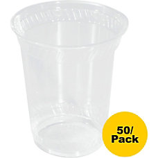 NatureHouse Corn Plastic Cups 12 Oz