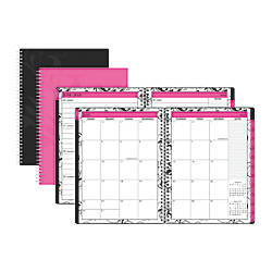 Divoga WeeklyMonthly Academic Planner 7 x