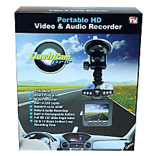 DashCam Pro 32GB HD Digital Automotive