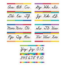 Creative Teaching Press Painted Palette Alphabet
