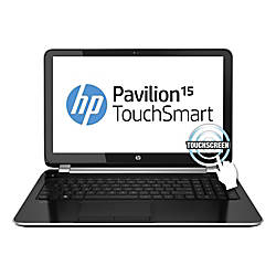 "HP Pavilion 15-n040us TouchSmart Laptop Computer With 15.6"" Touch-Screen Display & 4th Gen Intel® Core™ i3 Processor"