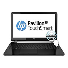 HP Pavilion 15 n040us TouchSmart Laptop