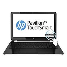 HP Pavilion 15 n040us TouchSmart Laptop