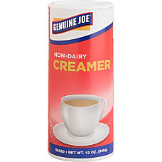 Genuine Joe Non Dairy Creamer 12