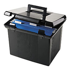 Pendaflex Economy File Box Internal Dimensions