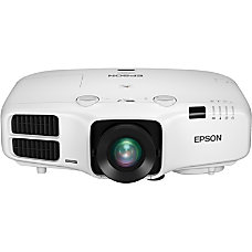 Epson PowerLite 4770W LCD Projector 720p