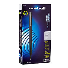 uni ball Rollerball Extra Fine Point
