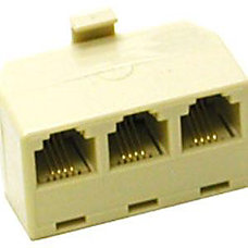 C2G 2 Line Telephone Splitter