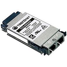 TRENDnet TEG GBS80 1000Base LX GBIC