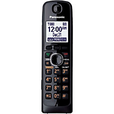 Panasonic Dect 60 Plus Accessory Handset
