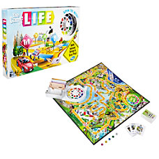 Hasbro The Game Of Life Board