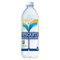resource Natural Spring Water 236 Oz