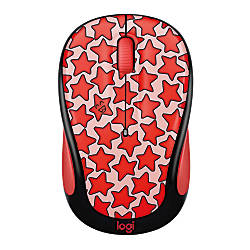 Logitech M325c Wireless Mouse Cosmos Coral