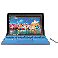 Microsoft Surface Pro 4 Tablet 123