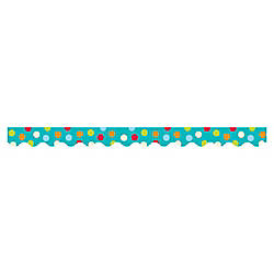 Creative Teaching Press Dots on Turquoise