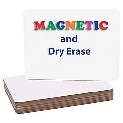 Flipside Magnetic Plain Dry Erase Board