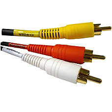 Professional Cable RCA3MM 03 RCA AudioVideo