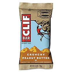 Clif Bar Crunchy Peanut Butter Energy