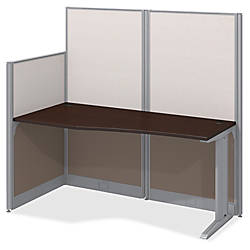Bush Business Furniture Straight Workstation Box